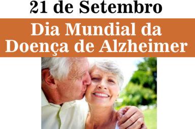 Alzheimer, Dia Mundial da Doença de, 21-Set17