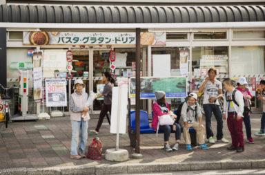 Geração enfrenta morte solitária no Japão, Dez17